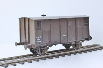Fourgon - AD TRAIN MODELS
