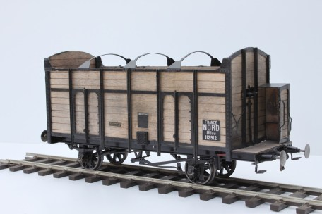 Wagon Coke Bois - AD TRAIN MODELS