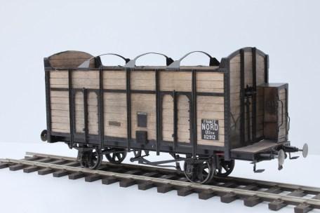 Wagon Coke Bois - AD TRAIN MODELS