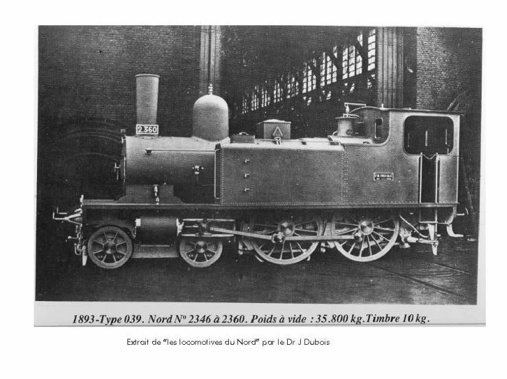Ad Train Model's, Locomotive Ravachol